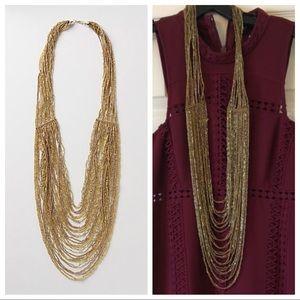 🔥Rare🔥 Anthropologie Rapunzel Necklace